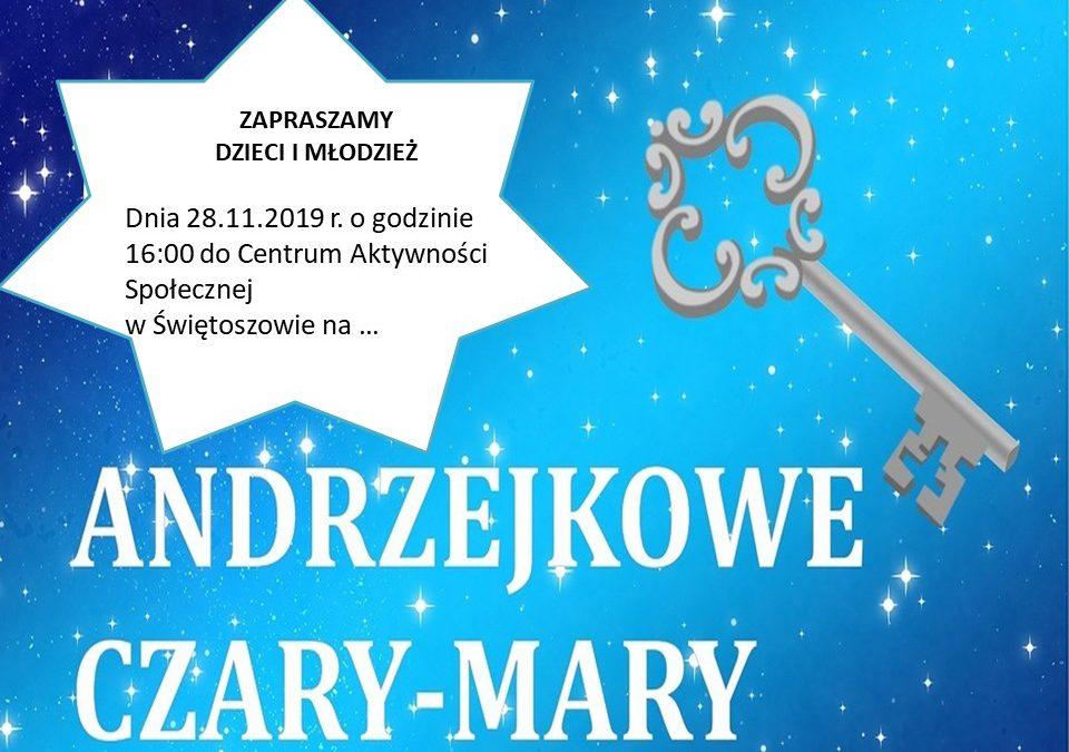 Andrzejkowe CZARY-MARY